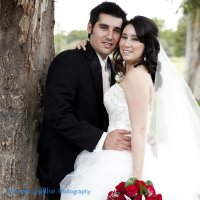 Celinda and Jeremy's beautiful wedding day at Double Tree Hotel